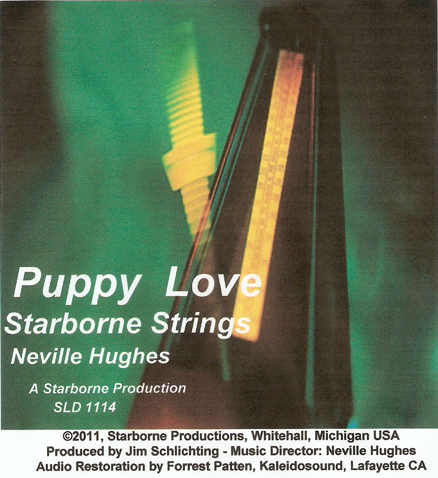 Puppy Love - The Starborne Strings (Neville Hughes - Music Director)