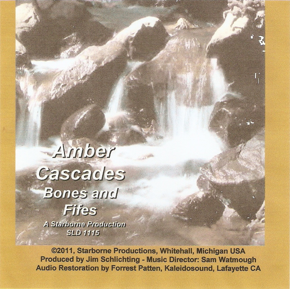 Amber Cascades - Bones and Fifes