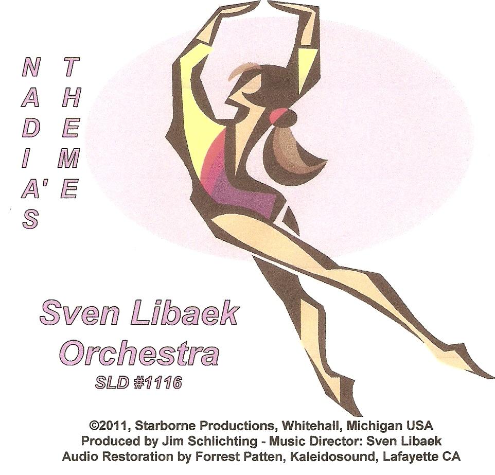 Nadia's Theme - The Sven Libaek Orchestra