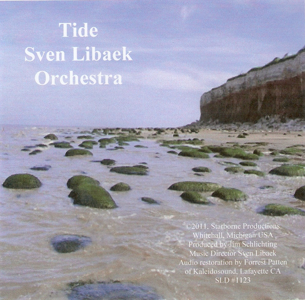 Tide - The Sven Libaek Orchestra