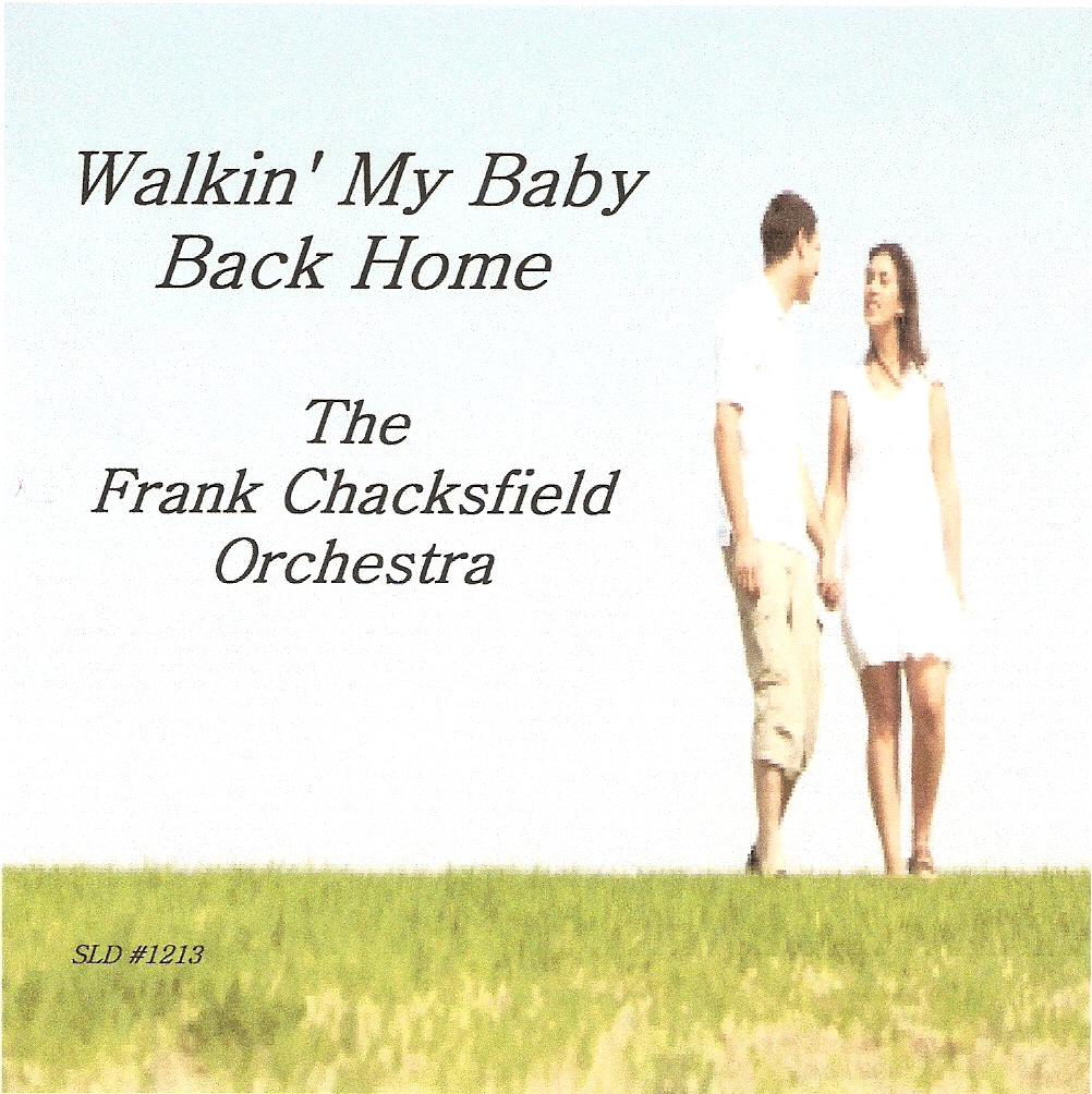 Walking My Baby Back Home - Frank Chacksfield Orchestra