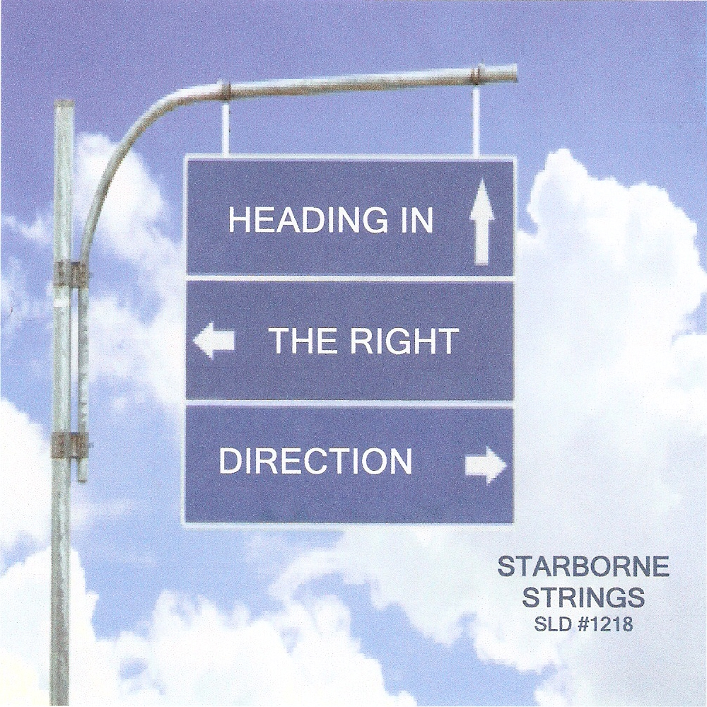 Heading In The Right Direction - The Starborne Strings
