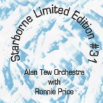 Starborne Limited Edition #31 – Alan Tew Orchestra with Ronnie Price Piano