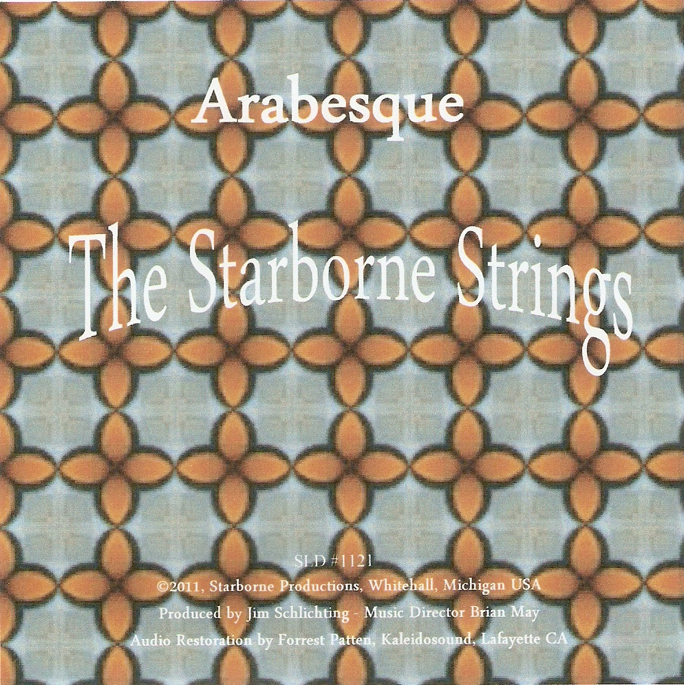 Arabesque - The Starborne Strings (Brian May - Music Director)