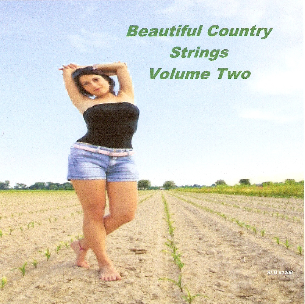Beautiful Country Strings Volume #2 (Arthur Greenslade - Music Director)